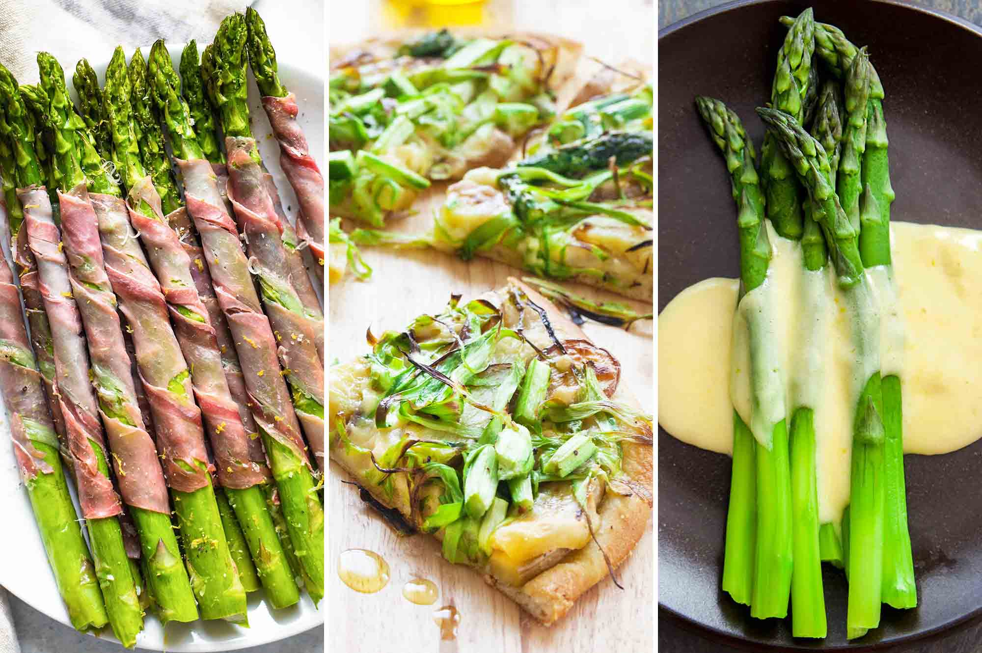 8 Best Recipes to Celebrate Asparagus!