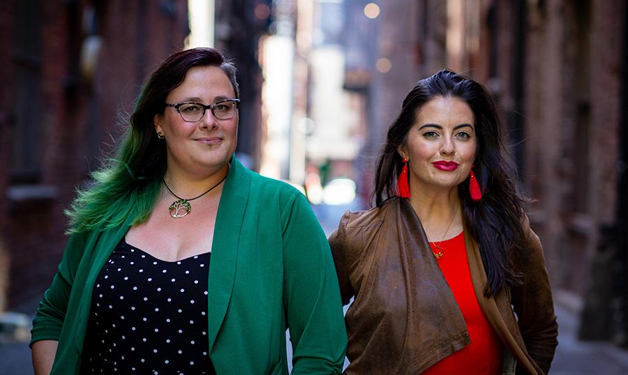 Meet Sunnivie Brydum and Lauren Bohn, our new Editorial Directors!