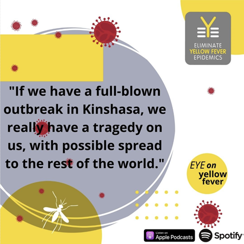Eye on Yellow Fever Podcast, Episode One