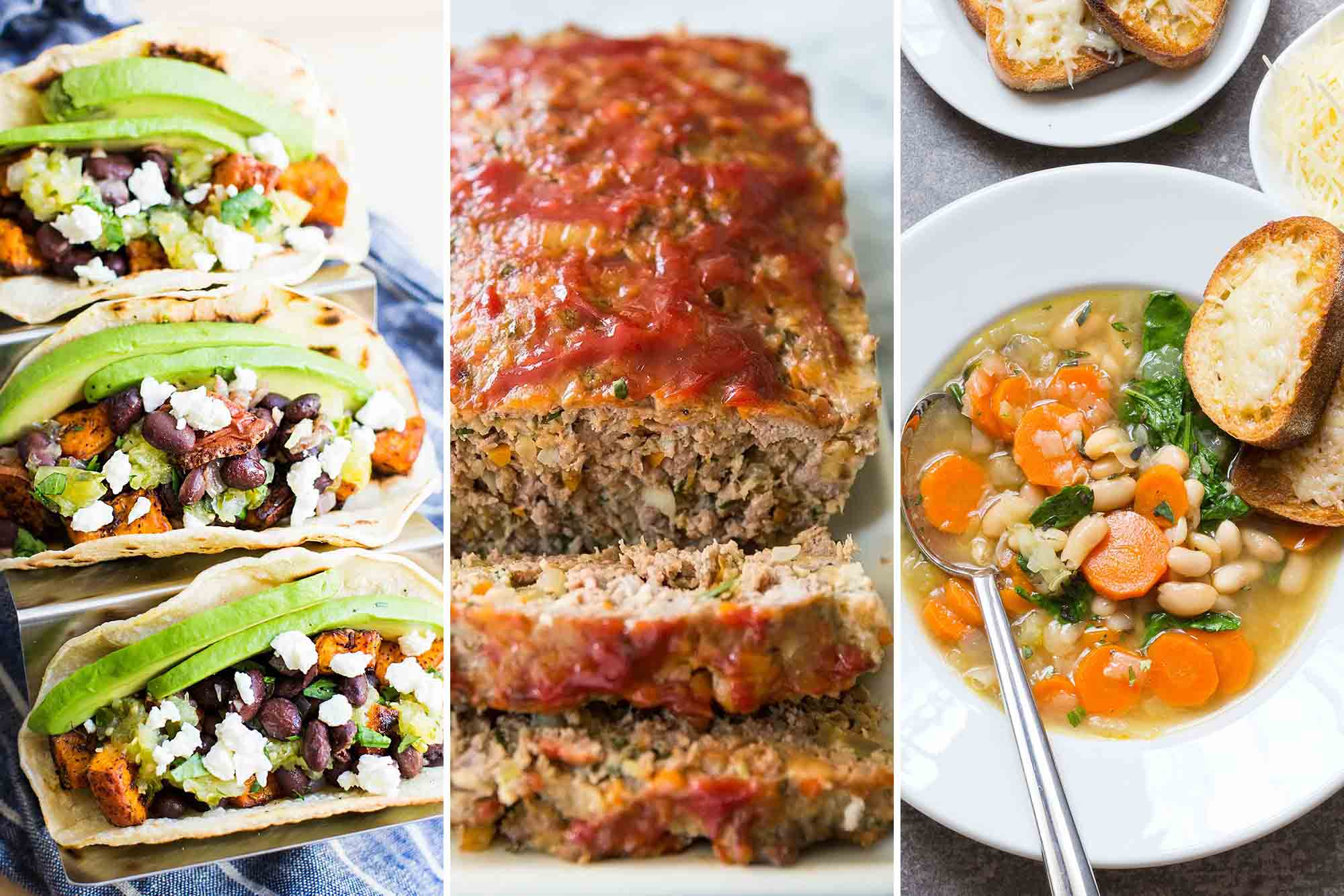 Meal Plan for January Week 3
