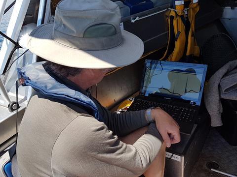 Scientist reviews Taupo lake productivity data