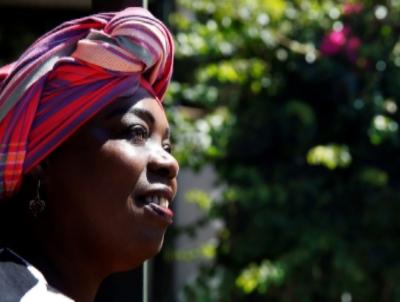Nozizwe Madlala-Routledge, (c) Wow Woman