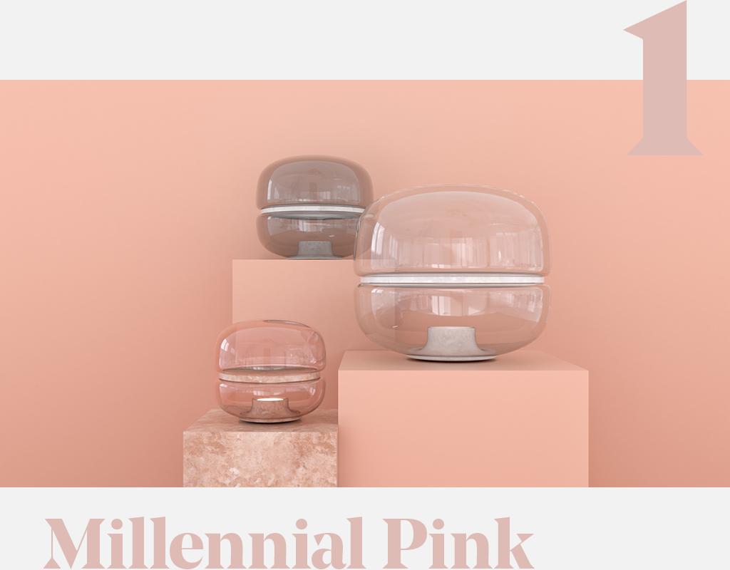 1. Millennial Pink