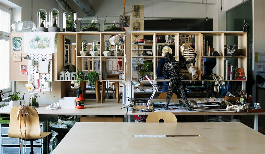 Industria Bumbacului - NOD Makerspace