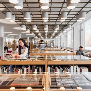 Alvar Aalto library renovation wins Finlandia Prize for Architecture 2017