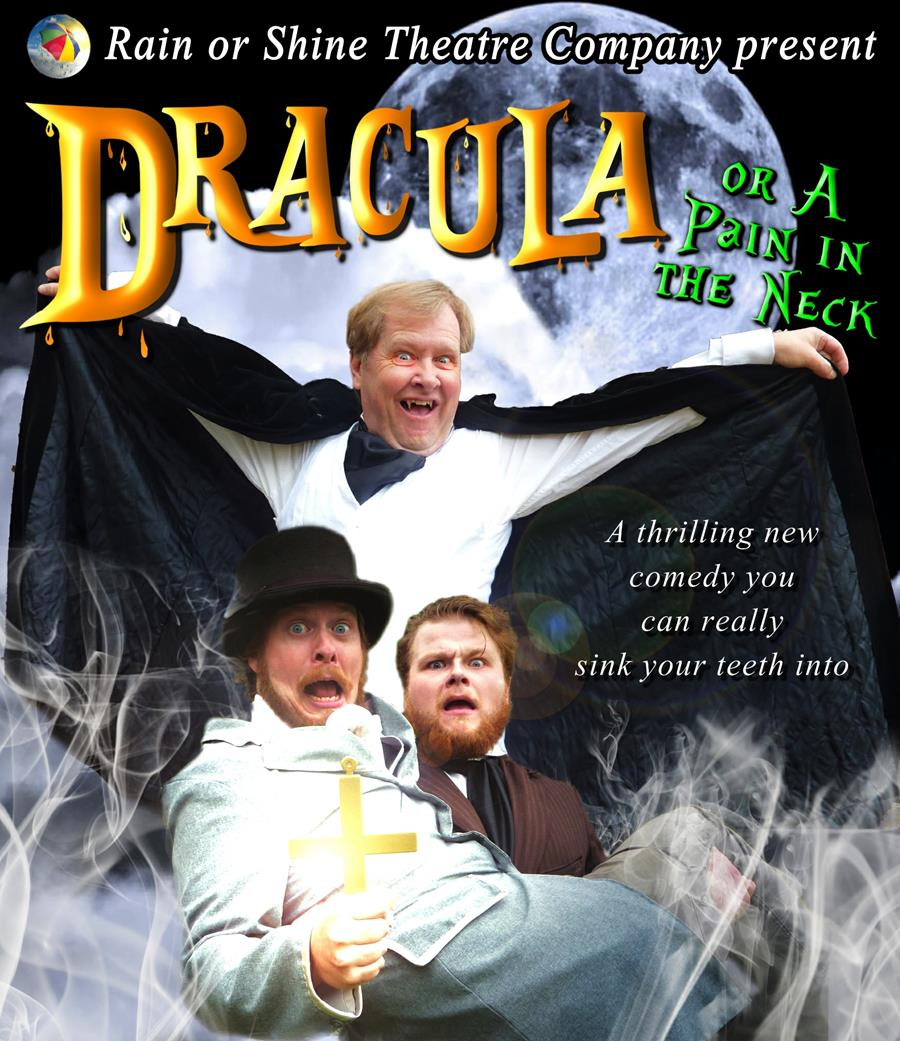 Dracula... A Pain in the Neck