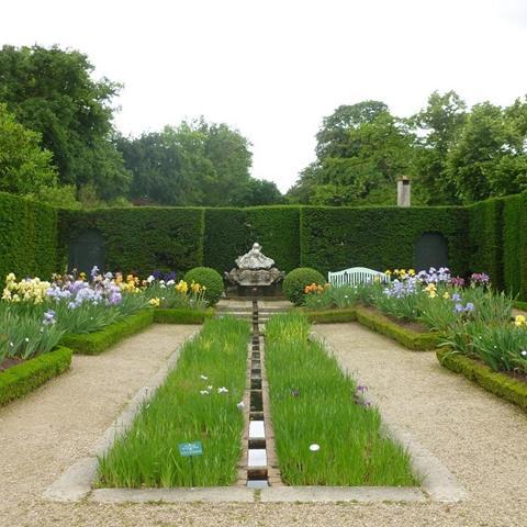 Les jardins de Bagatelle