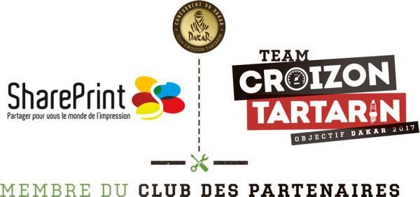 SharePrint: membre du club des partenaires.