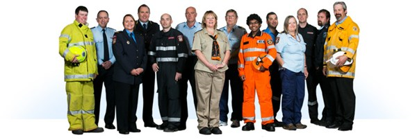 Emergency Services Volunteers