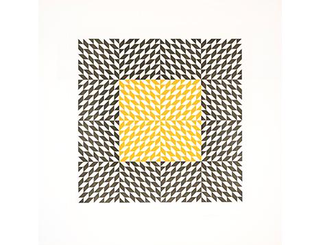 Image: Anni Albers, Second Movement II, 1978