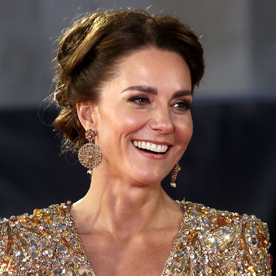 Kate Middleton at the No Time To Die premiere