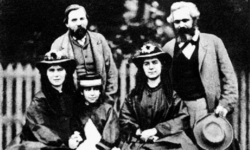 The Marx family