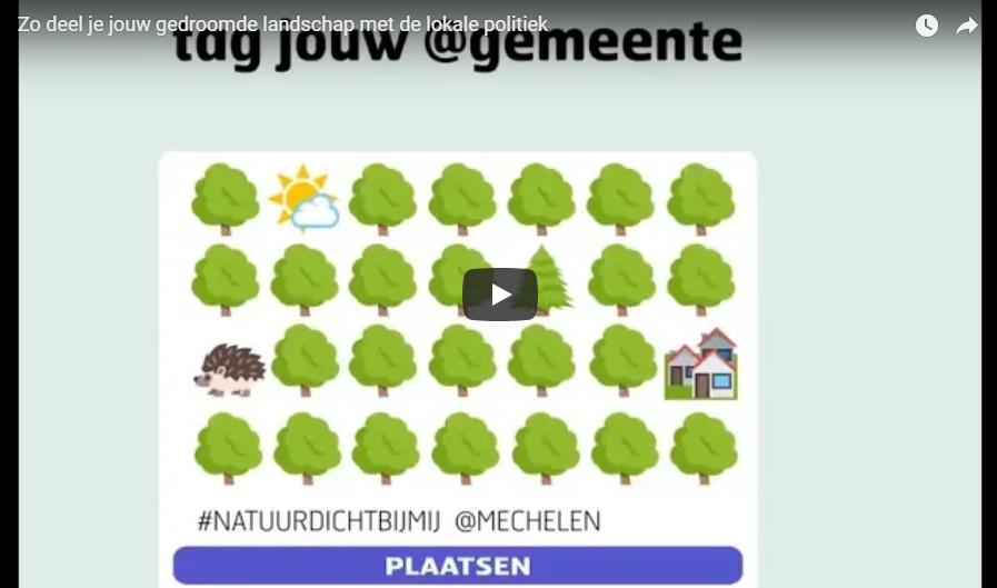 Video Hoe maak je een online post met natuur-emoji's?