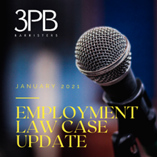 January's Employment law case update